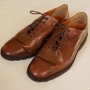 Mephisto leather dress shoes
